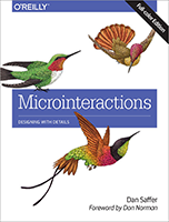 Microinteractions Cover