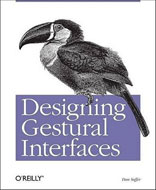 Designing Gestural Interfaces Cover